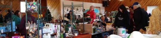 Artisan Market & Garage Sale 2015