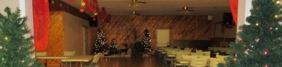 Christmas Potluck Supper Dec. 7th!