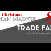 Christmas Artisan/Trade Fair Oct.22