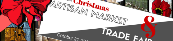 Artisan Market & Trade Fair Oct. 21