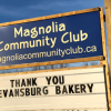 Thank you Evansburg Bakery!