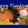 A Thanksgiving wish to all