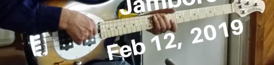 Jamboree Jan 12, 2019 Report