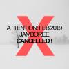 Jamboree Feb 9, 2019 CANCELLED !