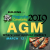 2019 Annual General Mtg. Mar. 12 at 6:00 PM with Pizza