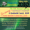 So sorry! Spring Market Cancelled